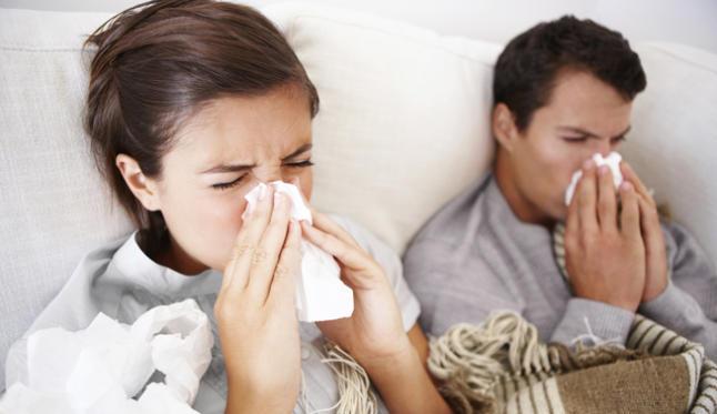 Si coges la gripe intenta no contagiar a los demás